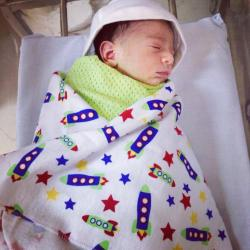 Azaan Sami Khan Has Blessed With A Baby Boy pic 02