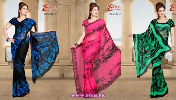 Beautiful Party Wear Sarees For Summer