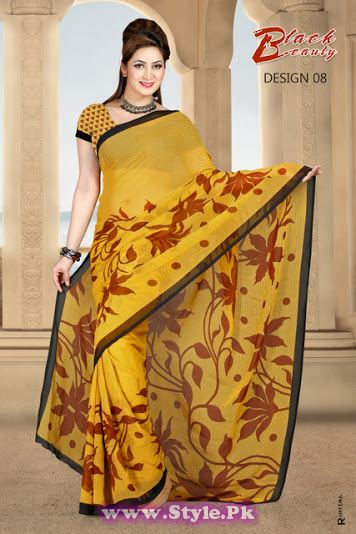 Beautiful Sarees For Summer  (7)