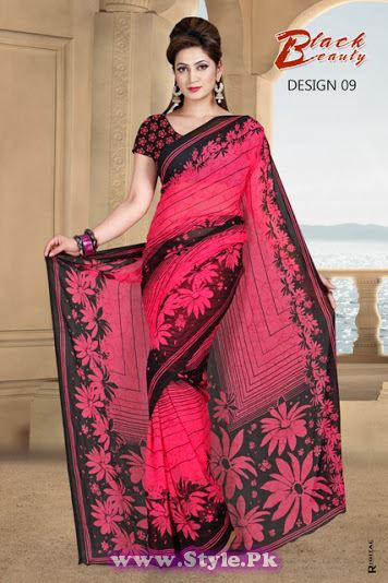 Beautiful Sarees For Summer  (8)