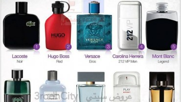 Best Men Perfumes For Summer Season 007