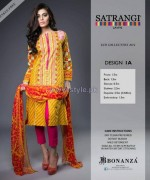 Bonanza Satrangi Eid Dresses 2014 For Women 10