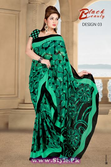 Colorful Sarees For Summer (2)