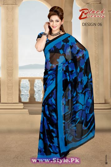 Colorful Sarees For Summer (5)