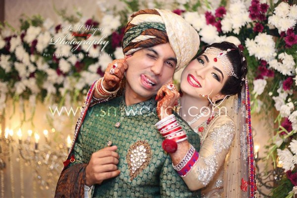Dua Malik Mehndi And Wedding Pictures 08