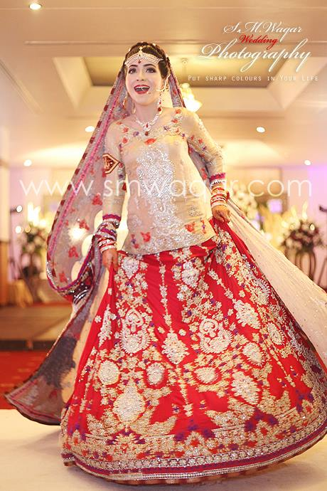 Dua Malik Mehndi And Wedding Pictures 10