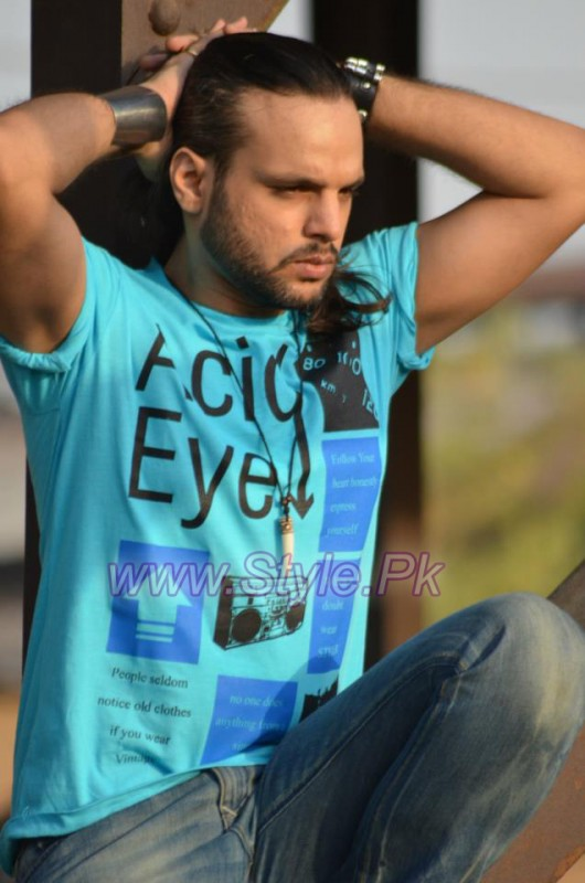 Famous Singer Nouman Javaid Profile And Pictures 04 copy