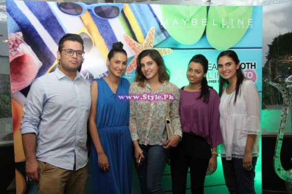 Farhan, VJ Sehrish, Raana Khan, Fatima and Wafa Kalia