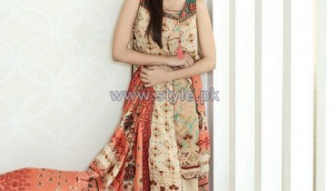 Firdous Fashion Julie Lace Dresses 2014 For Women 11