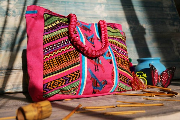 Gul Ahmed Handbags Collection 2014 For Women 004