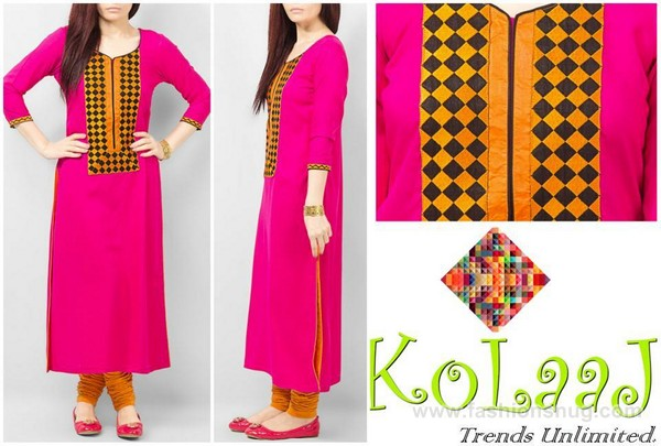 Kolaaj Summer Dresses 2014 With Price 3