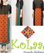 Kolaaj Summer Dresses 2014 With Price 5