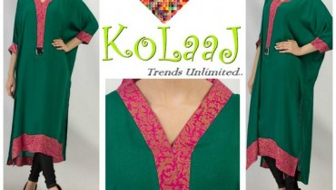 Kolaaj Summer Dresses 2014 With Price 6
