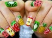 Latest Fruit Nail Art Designs 2014 for Summer Season 0017
