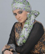 Latest Hijab Designs 2014 For Ramadan 001