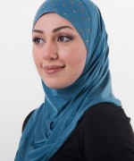 Latest Hijab Designs 2014 For Ramadan 0011