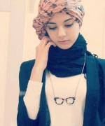 Latest Hijab Designs 2014 For Ramadan 0012