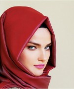 Latest Hijab Designs 2014 For Ramadan 0013
