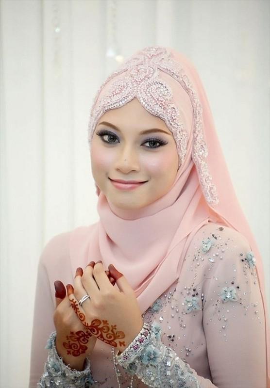 Latest Hijab Designs 2014 For Ramadan 008