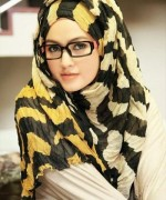 Latest Hijab Designs 2014 For Ramadan 009