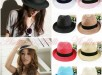 Latest Women Hat Styles For Summer Season  001