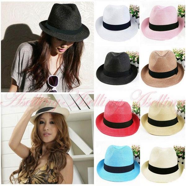 Latest Women Hat Styles For Summer Season 1d324b1d335