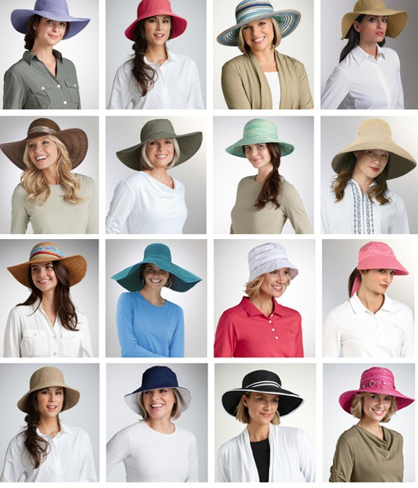 Latest Women Hat Styles For Summer Season 008