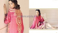 Nishat Linen Summer Arrivals 2014 Volume 3 13