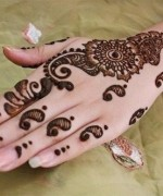 Punjabi Mehndi Designs 2014 For Women 0011