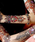 Punjabi Mehndi Designs 2014 For Women 0015