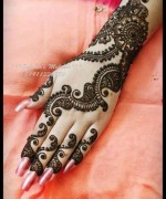 Punjabi Mehndi Designs 2014 For Women 0016
