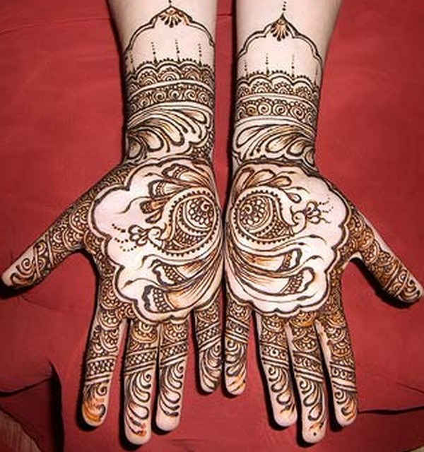 Punjabi Mehndi Designs 2014 For Women 0018