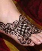 Punjabi Mehndi Designs 2014 For Women 002