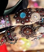 Punjabi Mehndi Designs 2014 For Women 003