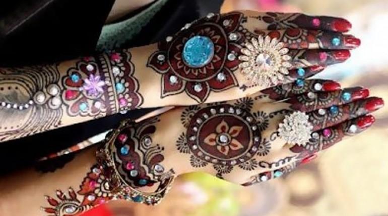 Mehndi Designs Punjabi : Punjabi mehndi designs for women