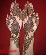 Punjabi Mehndi Designs 2014 For Women 007