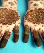 Punjabi Mehndi Designs 2014 For Women 008