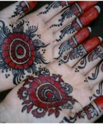 Round Mehndi Designs 2014 For Women 004