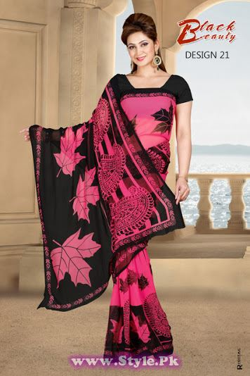 Saree Colors For Girls Summer 2014  (20)