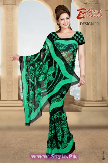 Saree Colors For Summer 2014 (10)
