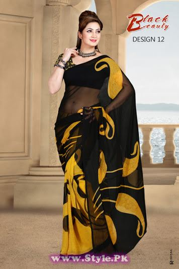 Saree Colors For Summer 2014 (11)
