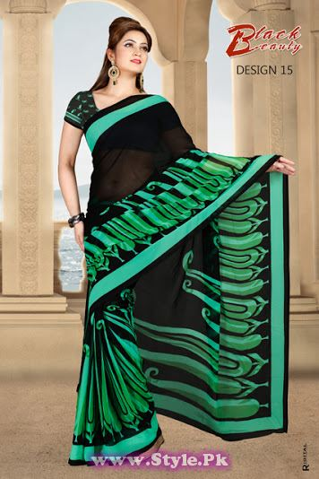 Saree Colors For Summer 2014 (14)