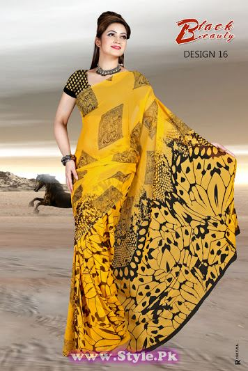 Saree Colors For Summer 2014 (15)