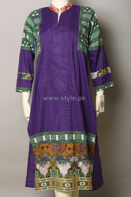 Stitched Stories Casual Dresses 2014 For Women 4