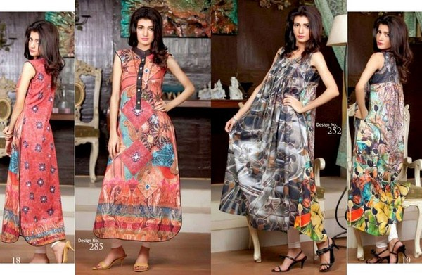 Trends Of Digital Printed Shirts For Women 0013