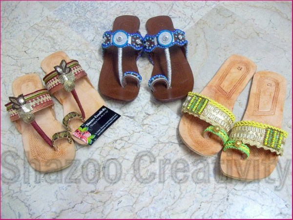 Trends Of Kohlapuri Shoes For Women 0012