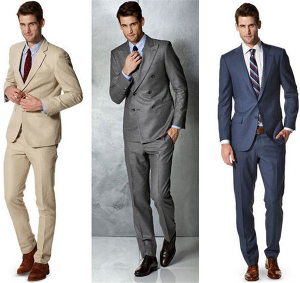 Trends Of Men Suit Colors For Summer Season 003