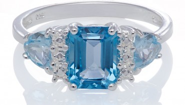 Blue Wedding Bands For Her 76 Great Trends Of Stone Beaded