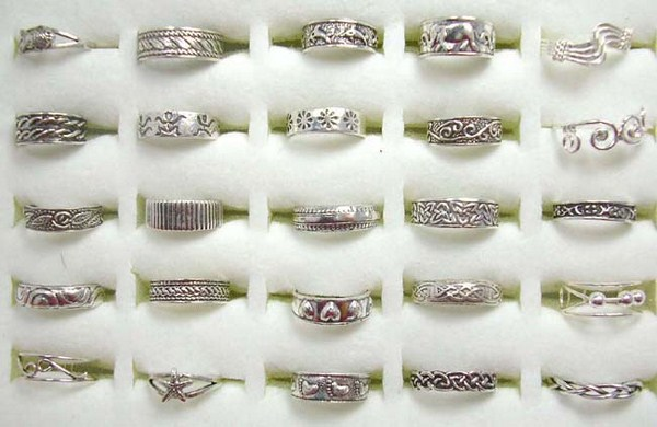 Trends Of Toe Ring Designs For Women 001