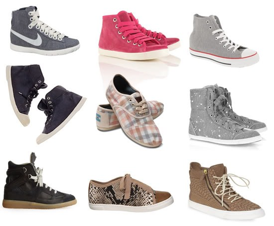Trends Of Wearing Sneakers In Summer Season 0013